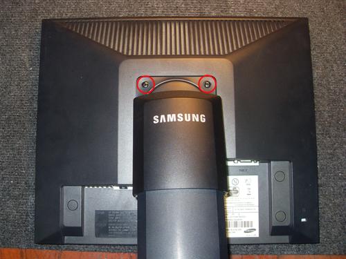 Схема монитора Samsung 740N