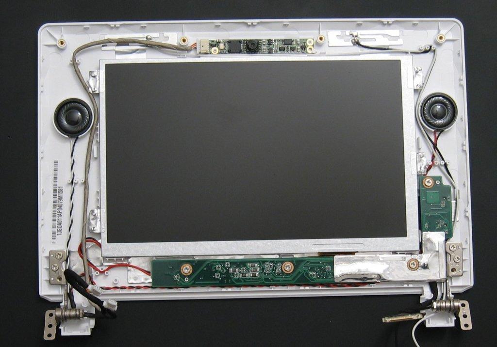 Как из матрицы сделать монитор