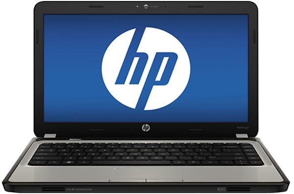 Замена матрицы на ноутбуке HP Compaq